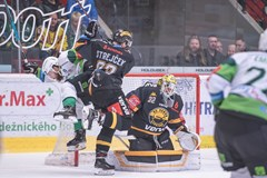 Karlovy Vary  si i přes prohru s Litvínovem zajistily extraligu na příští sezonu