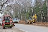Začala rekonstrukce silnice spojující Staré Heřminovy s Horním Benešovem