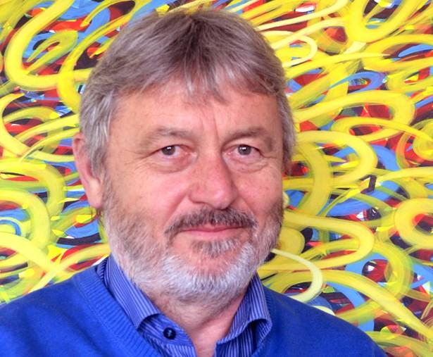 Popis: Akademický architekt Libora Sošťák.