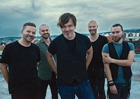 Michal Hrůza vystoupí v rámci klubového turné 22. března v Písku