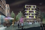 Zastupitelé budou vybírat z pěti návrhů řešení lokality bývalých kasáren