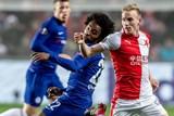 Chelsea  ukořistila těsné vítězství v závěru