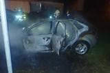 Škodu za 100 tisíc korun způsobil noční požár osobního automobilu ve Frýdku-Místku