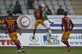 Jablonec doma otáčel zápas S Duklou