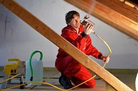 Ochrana dřevěného krovu IMUNITRELAX, novinka od společnosti IP Polná, specialistů na stropní konstrukce