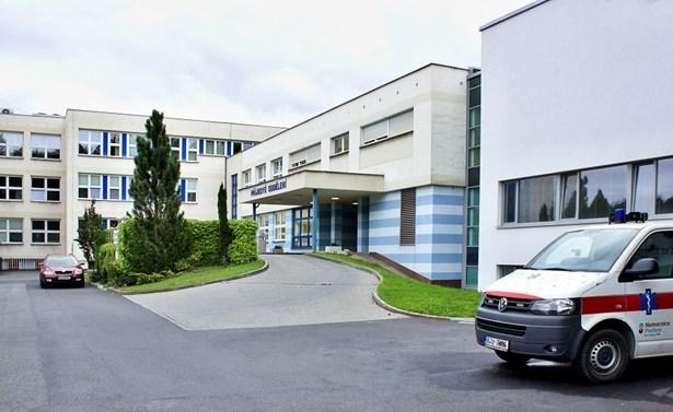Popis: Nemocnici Podlesí, Třinec.