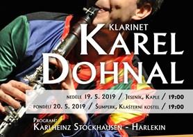 Harlekin – mimořádné dílo v nenapodobitelné interpretaci Karla Dohnala