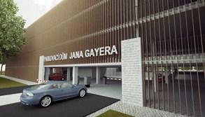 Nový parkovací dům v centru Hradce Králové se otevře na začátku června