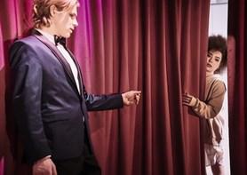 Poslední premiéra sezony Městských divadel pražských. Romeo a Julie v ABC