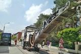 V Bohumíně jsou v plném proudu opravy silnic, silničáři se teď přesunuli do centra