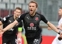 Slavia porazila v poháru Baník a má double