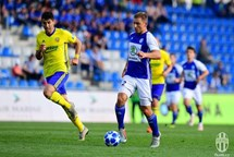 Boleslav porazila vysoko Zlín a bude hrát o poháry
