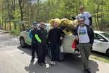 Do Beskyd vyrazilo pět tisíc dobrovolníků