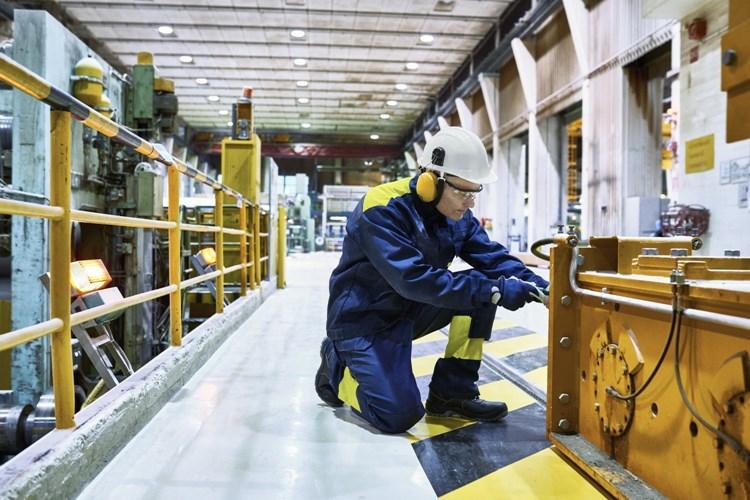 Společnost Lindström pronajímá pracovní oděvy a svými službami přispívá k udržitelnému podnikání.