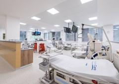 Dialyzační středisko v Lounech prošlo kompletní rekonstrukcí