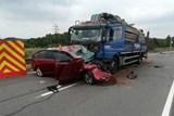 Tragická dopravní nehoda mezi Karvinou a Orlovou