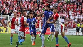 Slávisté v prvním domácím zápase porazili Olomouc