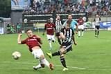Strhující zápas Budějovic se Spartou skončil remízou