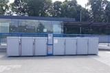 Na třebíčském přestupním terminálu je sedm boxů na úschovu jízdních kol