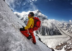 Expedice Tomáše Petrečka se na K2 dostala do výšky 8100 m.n.m. bez použití kyslíku