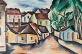 Krajská galerie výtvarného umění ve Zlíně připomíná online průvodce stálou expozicí a připravuje fotoreportáže z aktuálních výstav