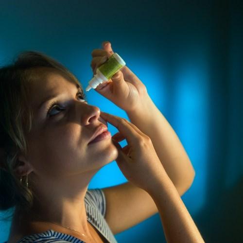 Pylová sezona letos odstartovala nadprůměrně brzy. Jak alergie ohrožuje zrak?