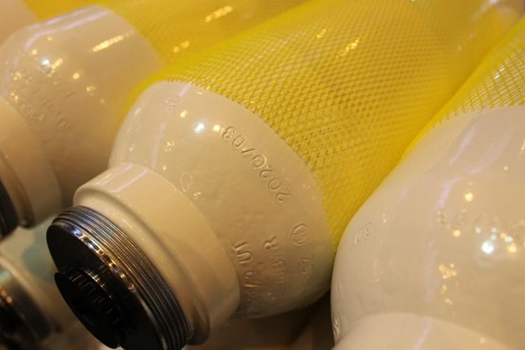 Vítkovice Cylinders mají obří nárůst objednávek lahví pro medicinální plyny