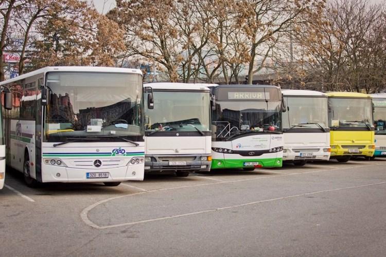 Autobusy ve Zlínském kraji budou od 30. března jezdit opět podle jízdních řádů platných o letních prázdninách