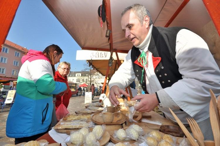V Bohumíně startují farmářské trhy, otevře se i městská tržnice
