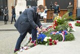 Vzpomínka u pomníku Díky, Ameriko! zakončila symbolicky plzeňské Slavnosti svobody, letos tak jiné