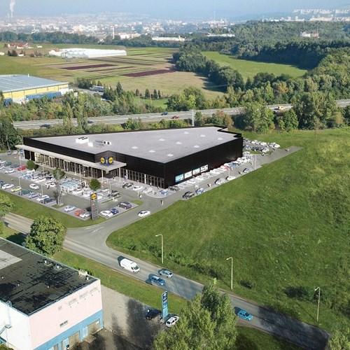 V Brně otevírá Lidl novou prodejnu