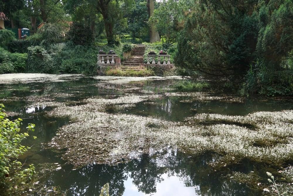 Popis: Luftova zahrada v Doudlevcích