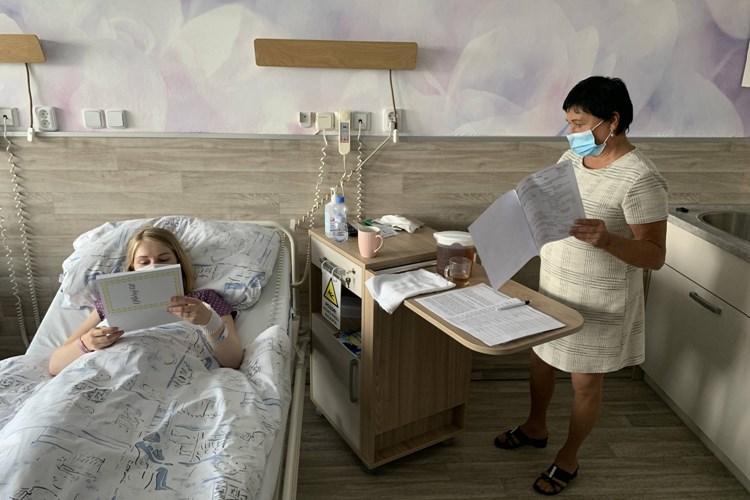 Rodný list novorozence vyřídí rodiče ve Vítkovické nemocnici v Ostravě přímo v porodnici