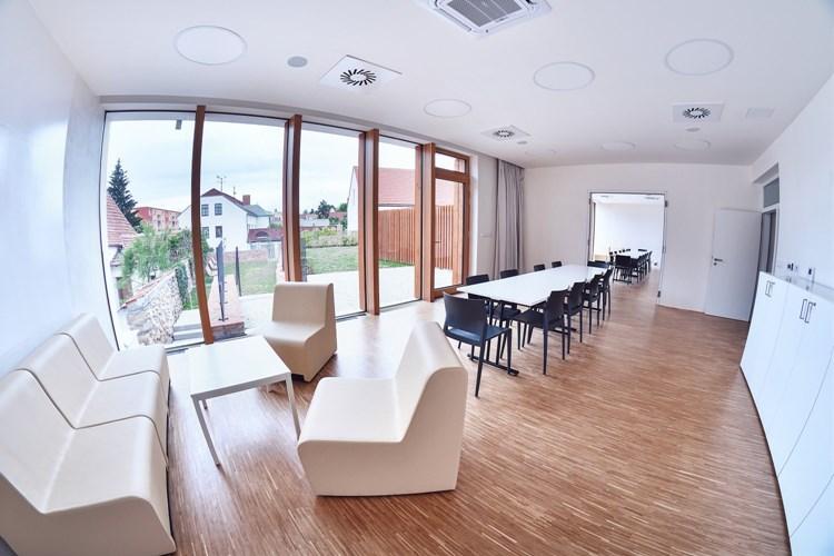 Nové Komunitní centrum v Židlochovicích otevřeno