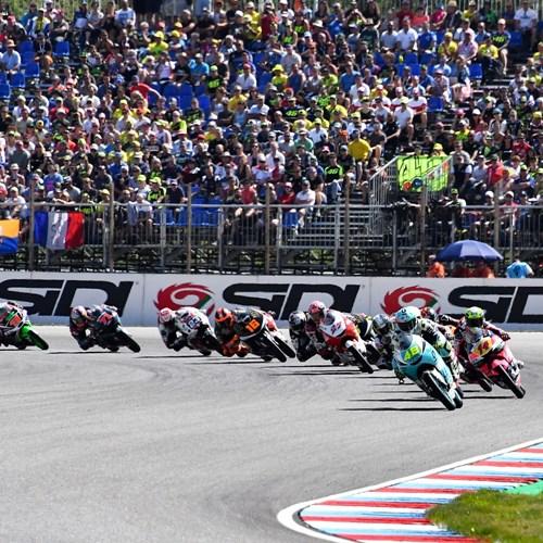 Fanoušci rychlých kol mohou vyrazit za MotoGP na Moravské náměstí