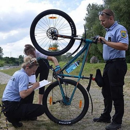 V srpnu pokračuje značení jízdních kol