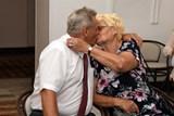 Manželé Poláchovi oslavili zlatou svatbu