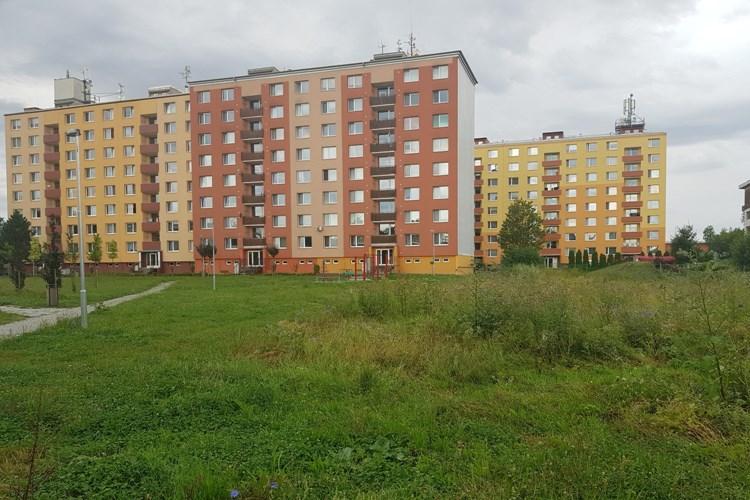 Druhá etapa revitalizace sídliště Družba II se uskuteční. Město získalo dotaci