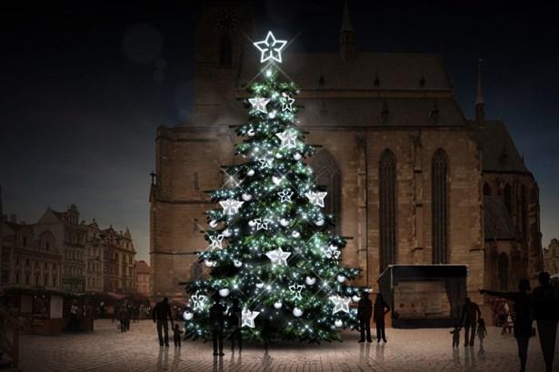 Popis: Jedna z variant ozdob vánočního stromu v letošním roce.