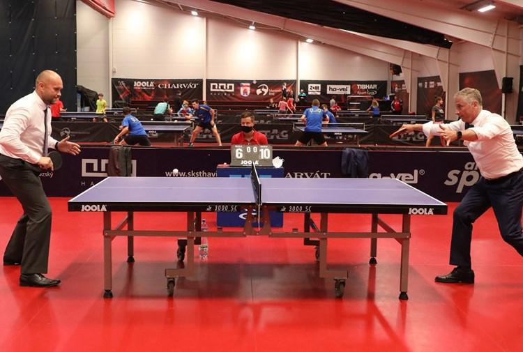 V Havířově se otevřelo Národní tréninkové centrum stolního tenisu