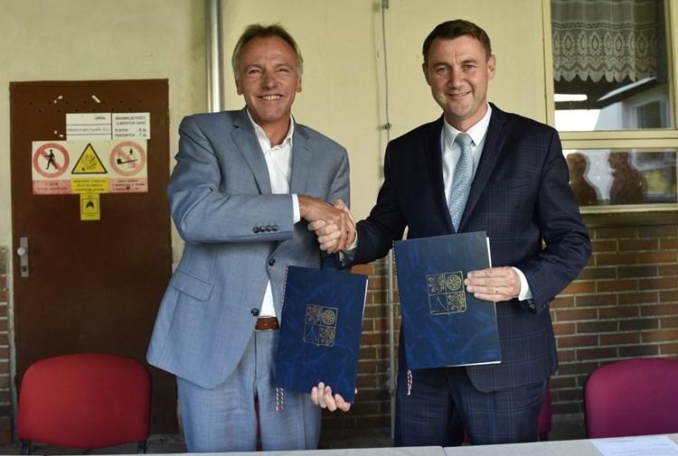 Liberecký kraj uzavřel memorandum se společností SeneCura o vybudování zařízení sociálních služeb v Jablonném v Podještědí
