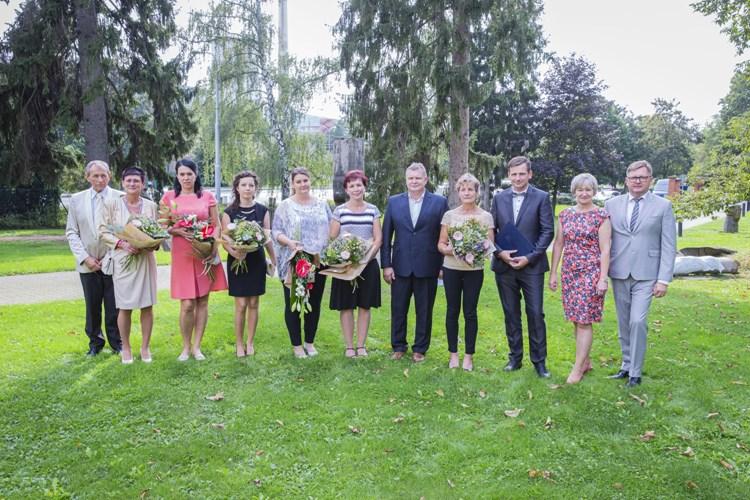 Zlínský kraj ocenil pracovníky sociálních služeb