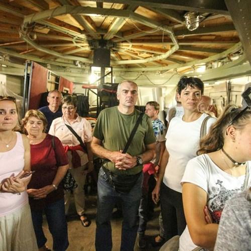 Východočeské divadlo Pardubice láká na prohlídku zákulisí
