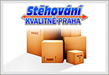 Stěhování kvalitně Praha