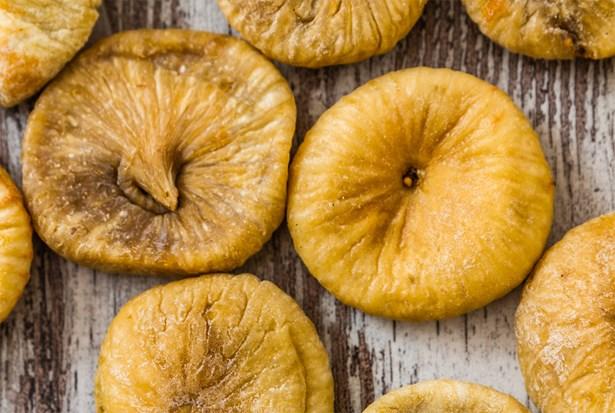 Popis: Sušené fíky. Ilustrační foto.