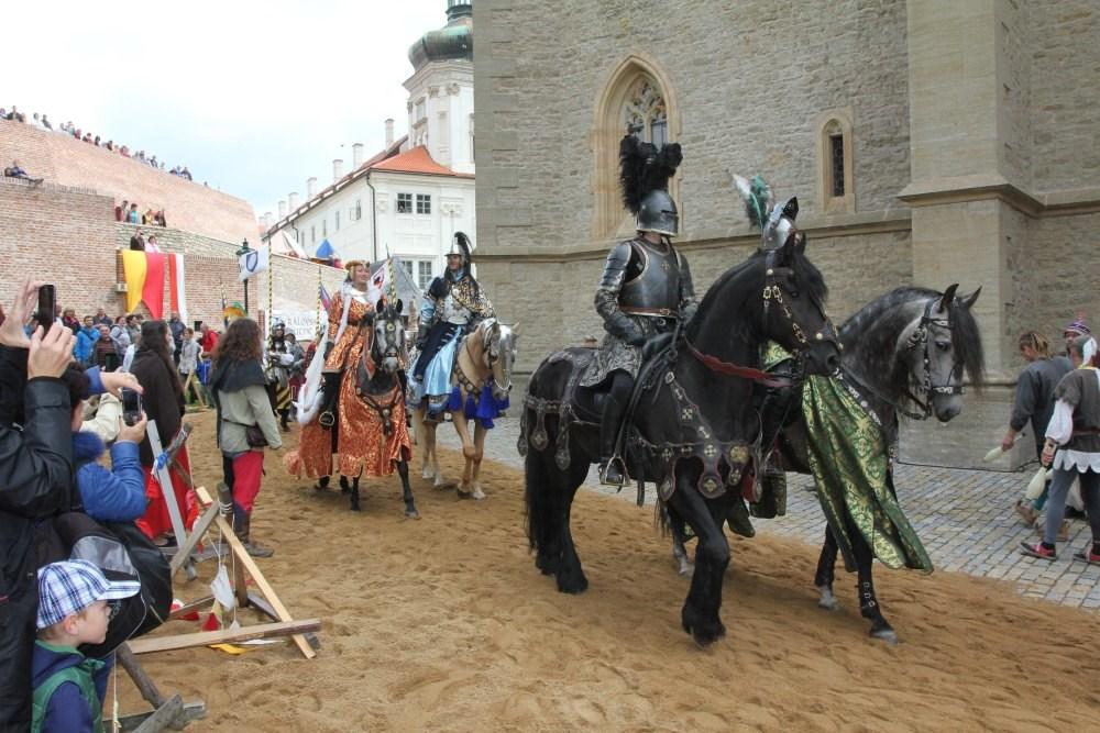 I letos přilákalo kutnohorské stříbření davy nadšených návštěvníků.