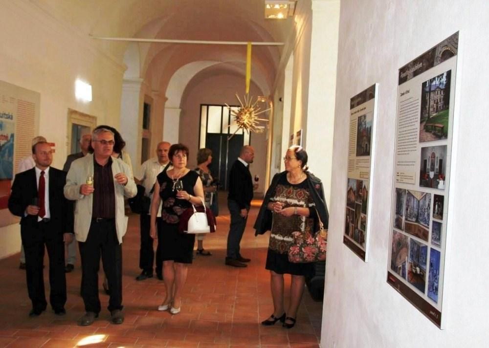 V GASKu vyprávějí návštěvníkům svůj příběh opravené středočeské památky.