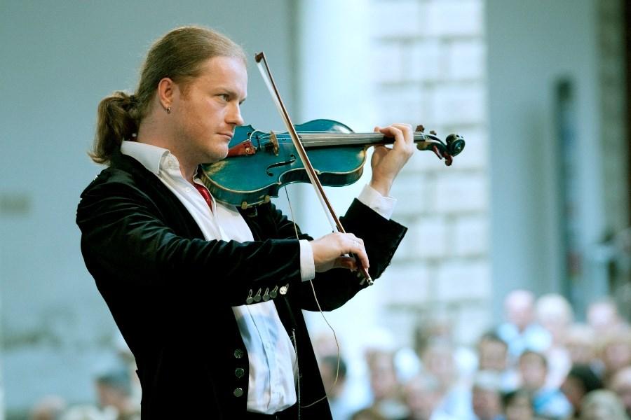 V cyklu pěti koncertů se představí i houslový virtuos Pavel Šporcl.
