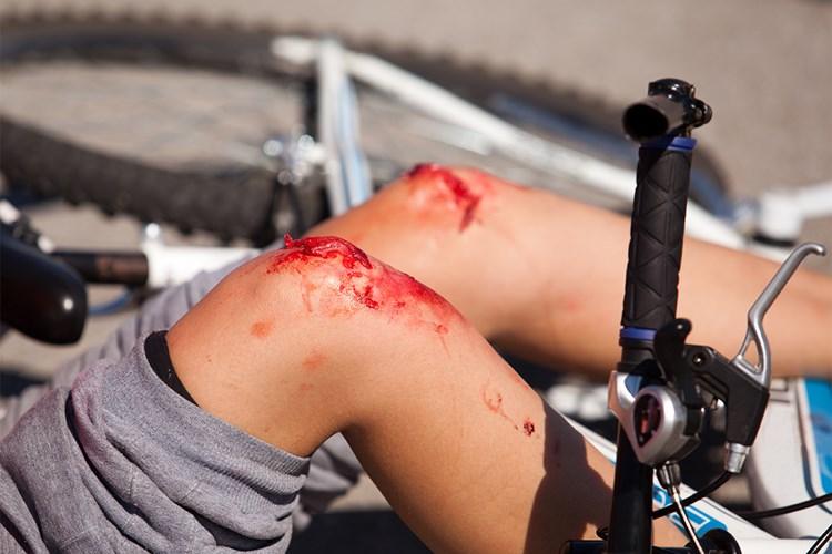 Vážné nehody cyklistů na Frýdecko-Místecku a Bruntálsku