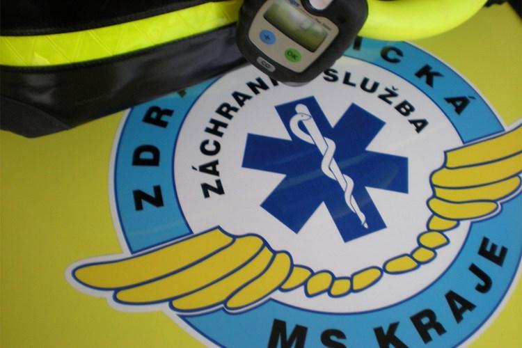 Vážně zraněný muž v Ostravě